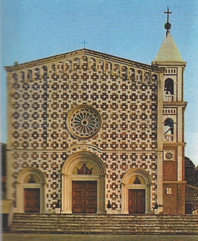 Manoppello_Santuario_Santo_Volto