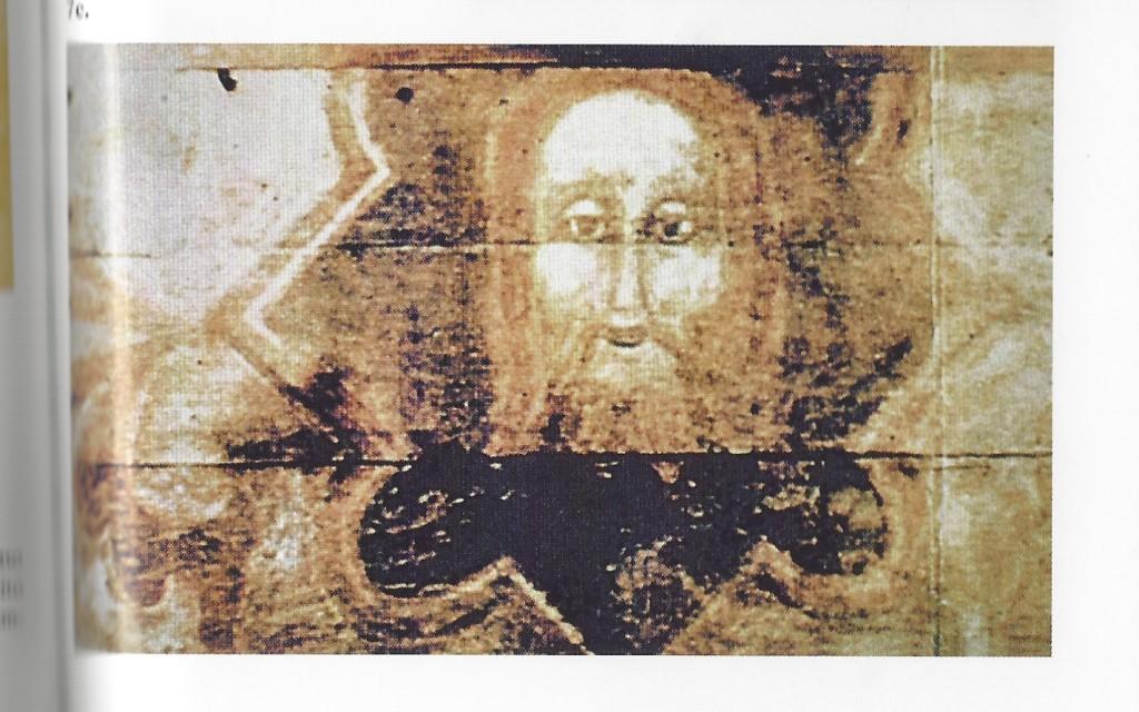 Mandylion ritrovato nella cappella di Templecombe in Inghilterra