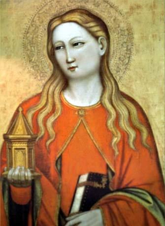 Maria Maddalena (Antonio Veneziano, XIV secolo)